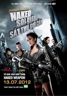 Phim Sát Thủ Gợi Cảm - Naked Soldier [Vietsub] Online