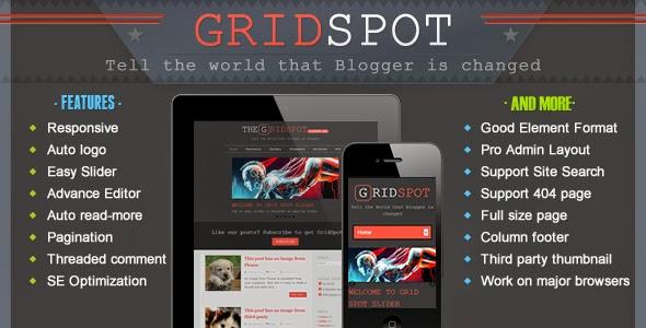 Grid Spot v2.1 – Themeforest