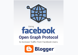 How to add Open Graph Facebook using Blogger