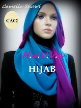 Camelia Shawl