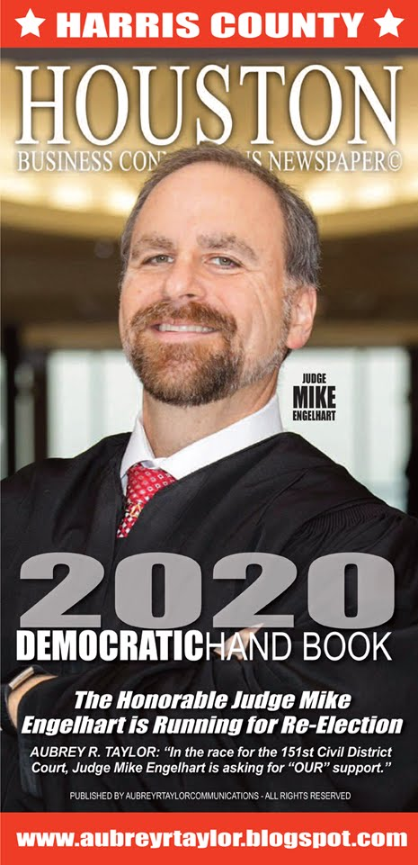 Judge Mike Engelhart is running for re-election on 2020