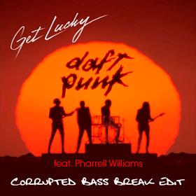 Download Lagu Daft Punk Featuring Pharrell Williams - Get Lucky