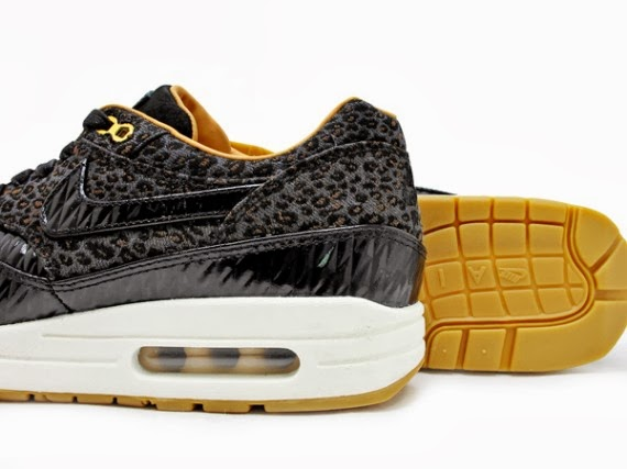 "Nike Air Max 1 FB ""Quilted Leopard"""