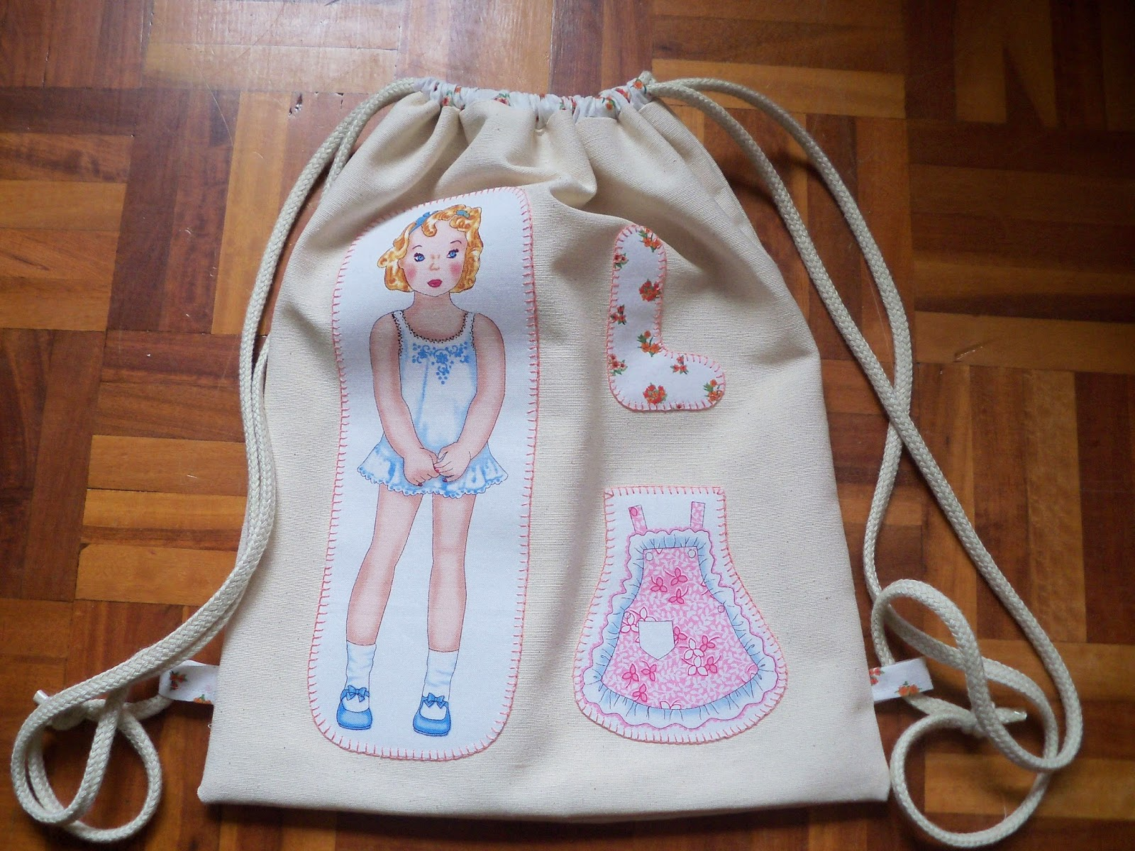 Aurea s kitchen costura paso a paso para hacer una for Como colocar una mochila de inodoro