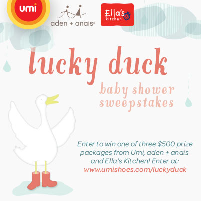 Lucky Duck sweepstakes