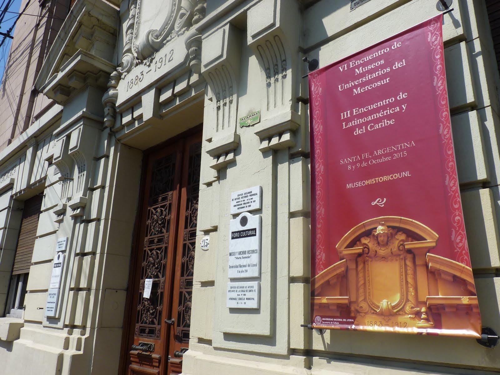 Fotos VI Encuentro de Museos Universitarios - III Encuentro de Latinoamérica y del Caribe