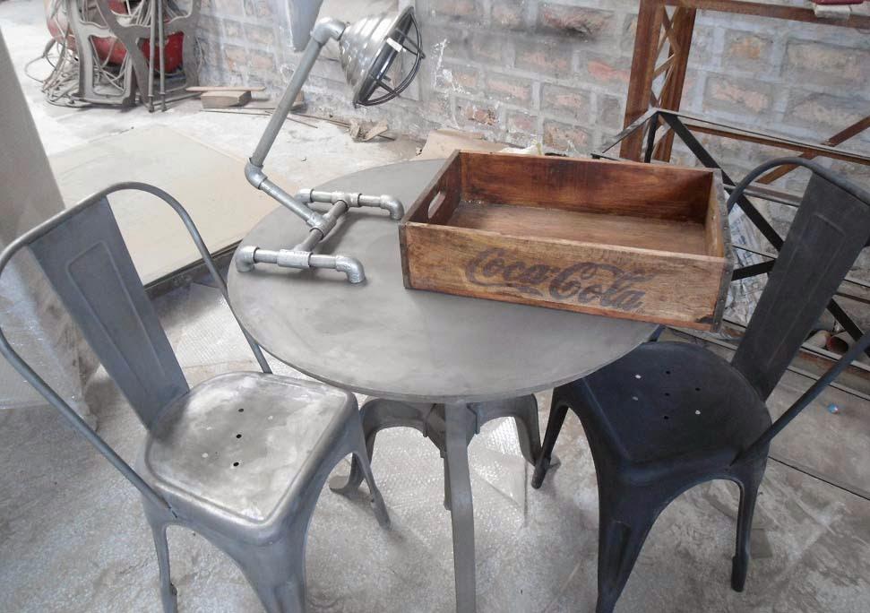 Indian Furniture Vintage Industrial Furniture Manufacturing