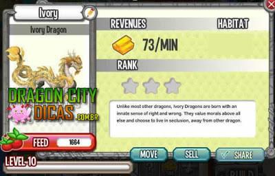 Dragão Marfim - Imagens Reveladas