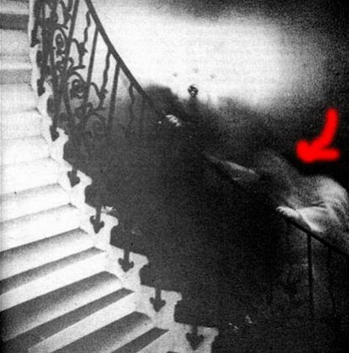 The most famous ghost photosFamous Ghost Picture