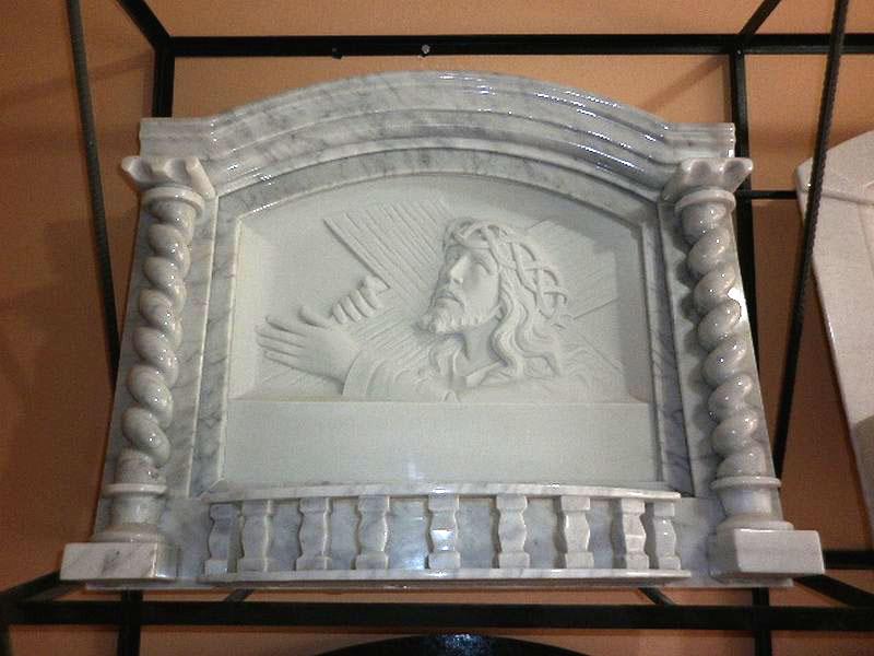 Vael marmoles granitos y marmoles lapidas de nicho en for Lapidas de marmol