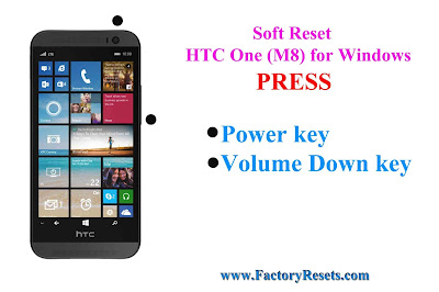 Soft Reset  HTC One (M8) for Windows