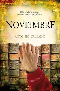 Noviembre Antonio Calzado
