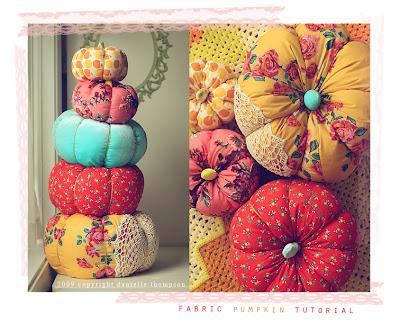 Decorazione di halloween da riciclo creativo stoffa