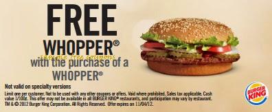 Burger king coupons 2019 november