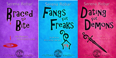 Dating for demons by serena robar