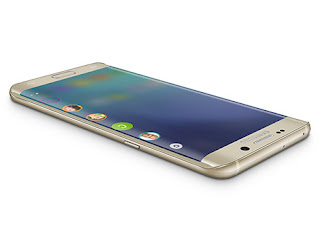 Samsung Galaxy S6 edge+, 32GB, (Verizon), Gold Platinum