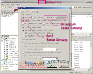 Cara Convert DMG File ke ISO File di Windows