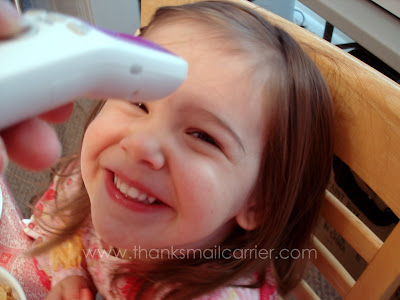 Kidz-Med VeraTemp Thermometer review