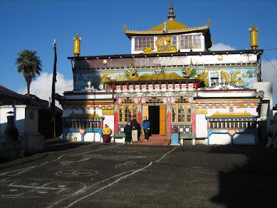 Beautiful places in darjeeling