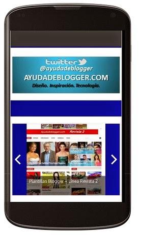 Páginas web optimizadas para móviles ¿Cómo saber?