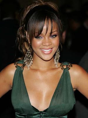 Rihanna Crystal Chandelier Earrings