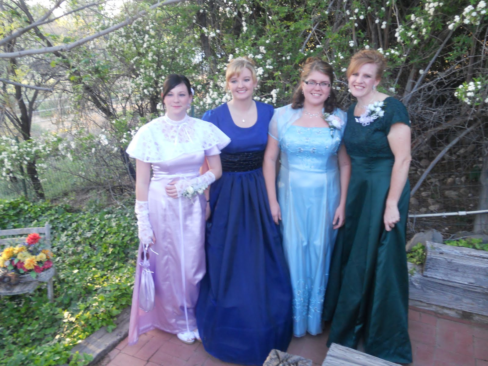 Green Prom Dresses LDS