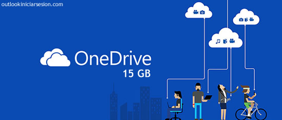 15 gb outlook iniciar sesion - onedrive