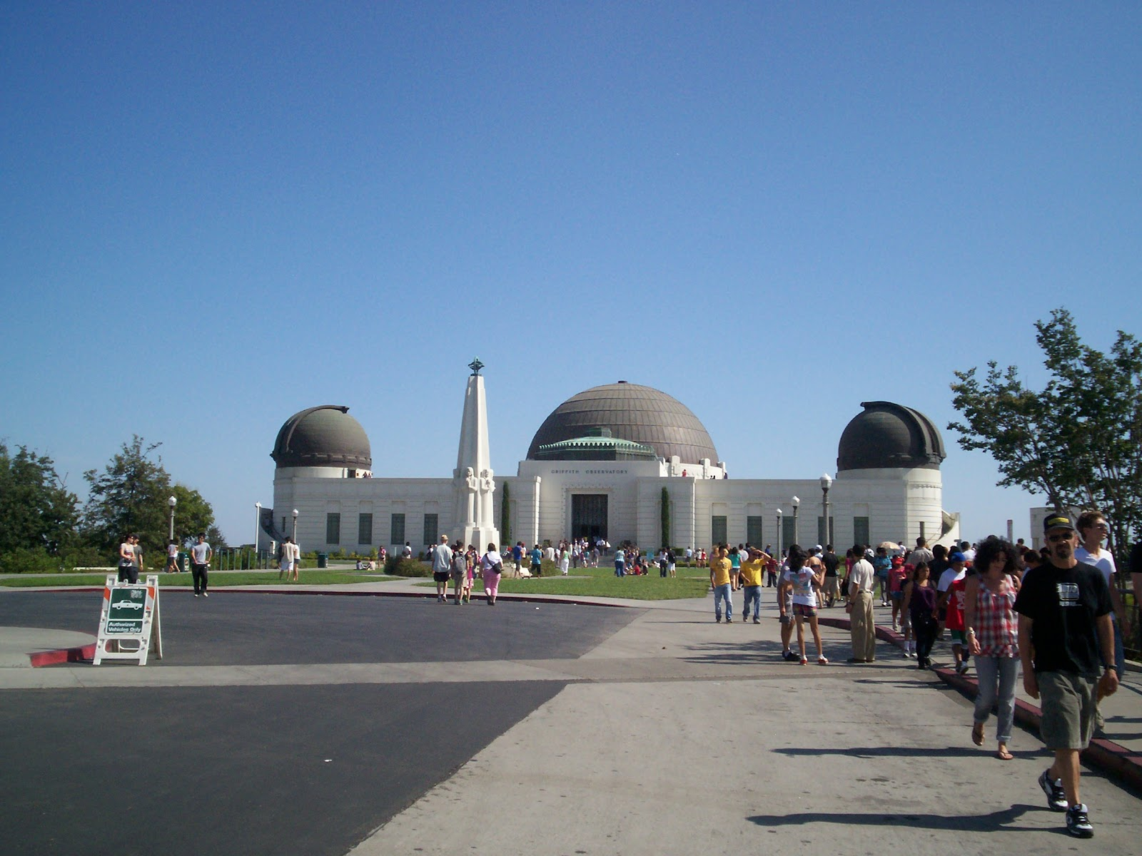 Our Family Recipes Griffith Observatory