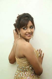 Actress Vithika Sheru Picture in Long Dress at Paddanandi Premalo Mari Movie Audio Launch 7