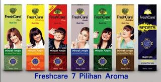 Harga Freshcare Terbaru Bulan Ini