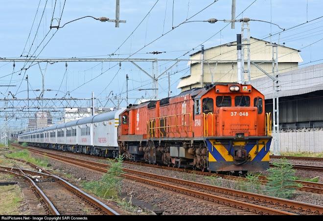 37-048 / 37-044 & Phelophepa Health Train