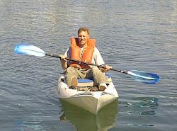 Me in the Kayak