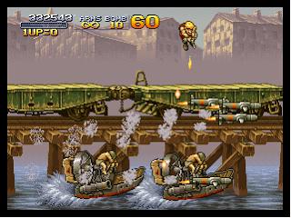 Download Game Metal Slug X PS1 untuk PC