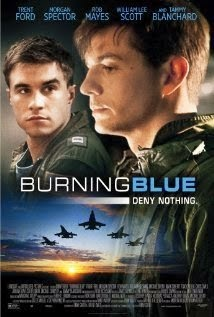 Burning Blue – Legendado