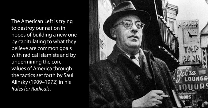 alinsky rules chicago politics