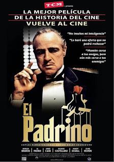 Poster de El Padrino