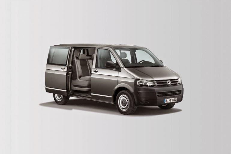 Volkswagen Transporter Kombi Doka Plus