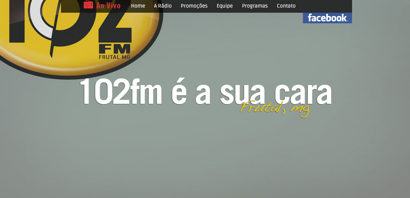 Acesse o site da 102FM