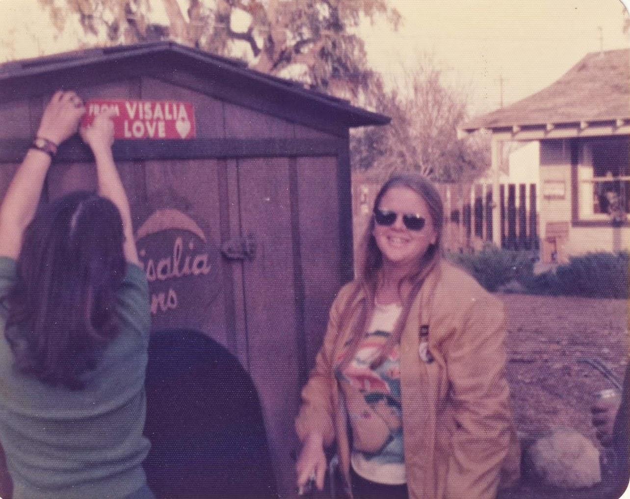 Northern California Van Council: Throwback Thursday * 1975 Visalia ...