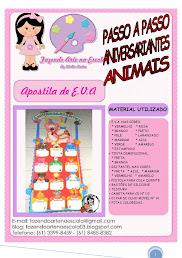 APOSTILA PAINEL ANIVERSARIANTES ANIMAIS