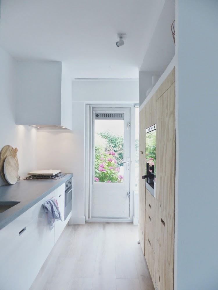 Klein huis grote wensen keuken for Klein keukenblok
