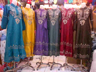 Pusat Grosir Baju Muslim Di Jatinegara
