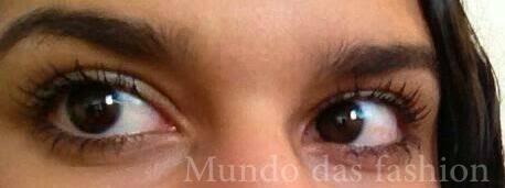 #mascarthecolossal,#thecolossal,#rimel,#olhos,#resultado,#baratinho, #mascarabaratinha,#resenha,#review#cilios