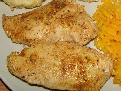 Pierś z kurczaka