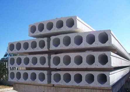 Pro bel enterprises ltd working with hollow core precast for Hollow to floor meaning
