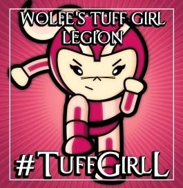 #TuffGirl