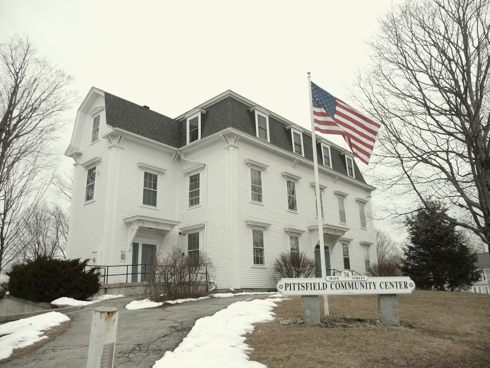 Pittsfield New Hampshire Building Code Documents