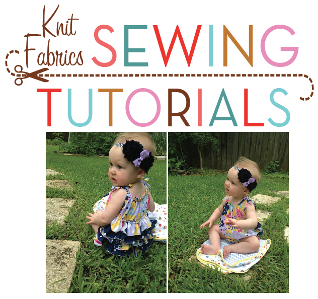 summer romper drafting and sewing tutorial