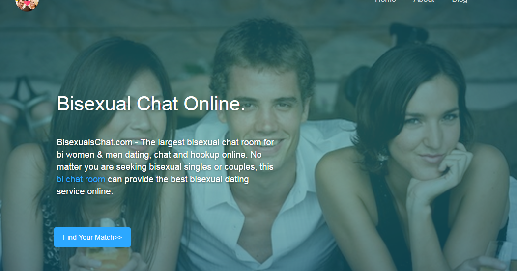 Bisexual online chat