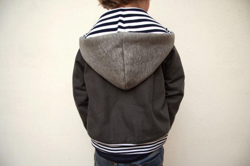 study hall jacket - huisje boompje boefjes